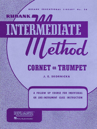 Product Cover for Rubank Intermediate Method – Cornet or Trumpet