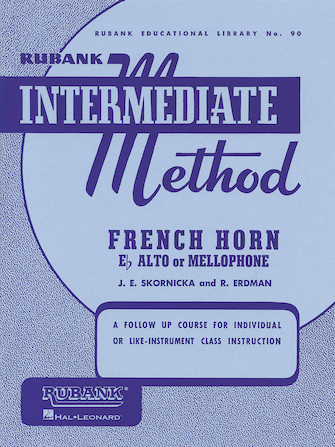 Product Cover for Rubank Intermediate Method – French Horn in F or E-flat