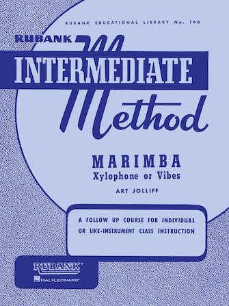 Product Cover for Rubank Intermediate Method – Marimba, Xylophone or Vibes