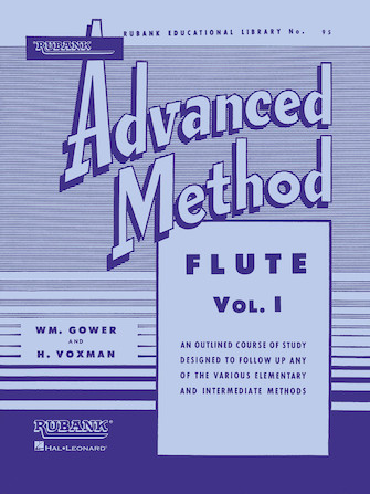 Rubank Advanced Method – Flute Vol. 1