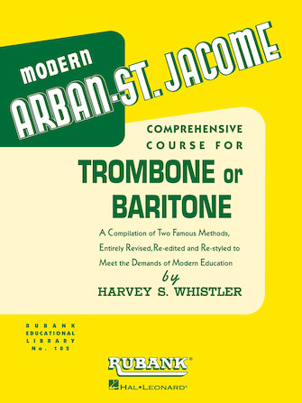 Product Cover for Arban-St. Jacome Method for Trombone/Baritone B.C.