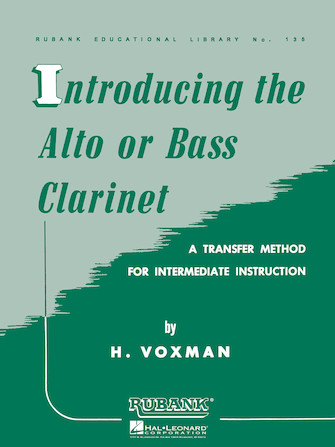 Product Cover for Introducing the Alto or Bass Clarinet