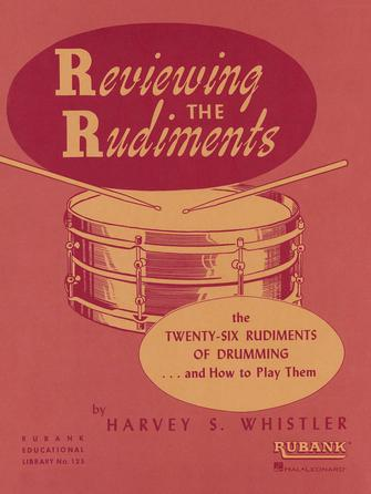 Product Cover for Reviewing The Rudiments