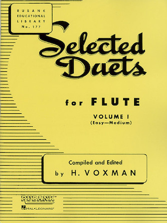 Selected Duets for Flute