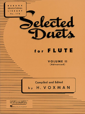 Product Cover for Selected Duets for Flute