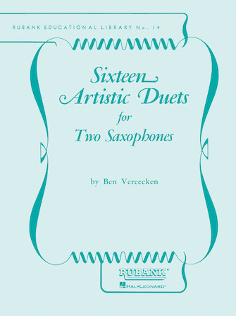 Product Cover for Sixteen Artistic Duets