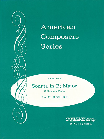 Product Cover for Sonata in B-flat Major
