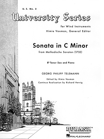 Product Cover for Sonata in C Minor (from Methodische Sonaten)