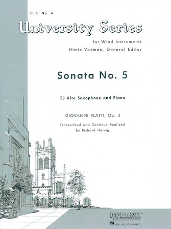 Product Cover for Sonata No. 5