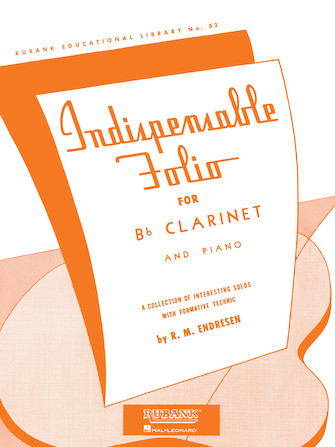 Product Cover for Indispensable Folio - Bb Clarinet and Piano