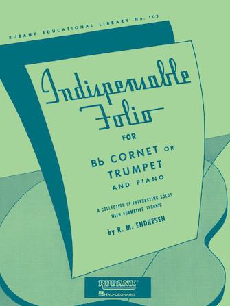 Product Cover for Indispensable Folio - Trumpet/Cornet/Baritone T.C. and Piano