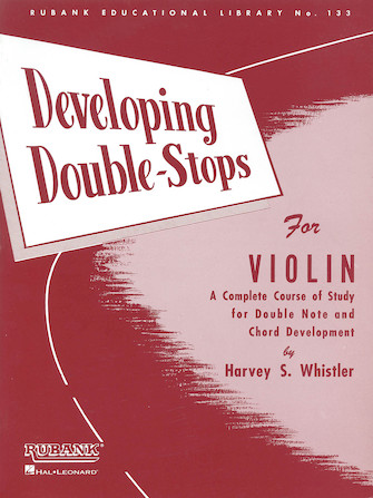 Product Cover for Developing Double Stops for Violin