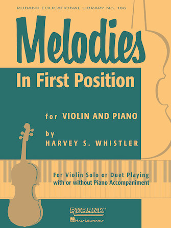 Product Cover for Melodies in First Position