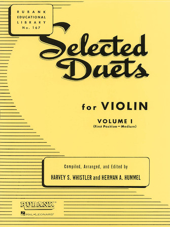 Product Cover for Selected Duets for Violin - Volume 1