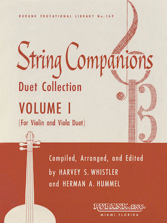 Product Cover for String Companions, Volume 1