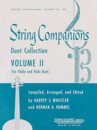 Product Cover for String Companions, Volume 2