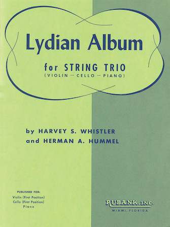 Product Cover for Lydian Album