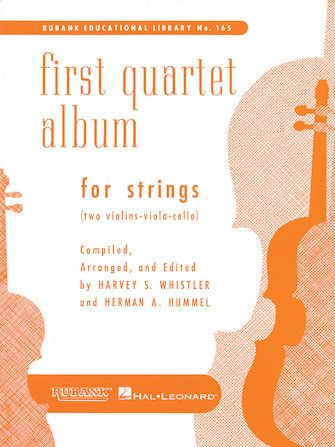 Product Cover for First Quartet Album for Strings