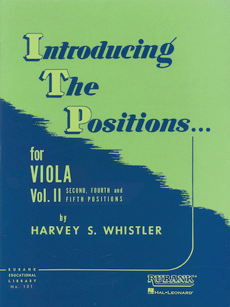 Product Cover for Introducing the Positions for Viola