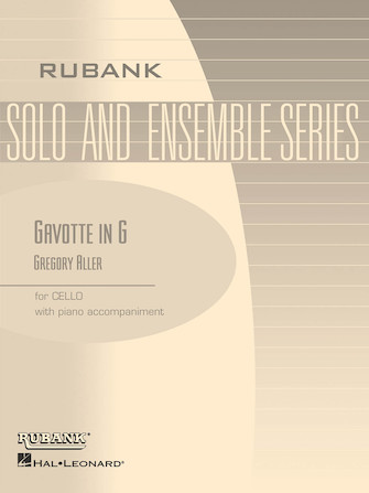 Product Cover for Gavotte in G