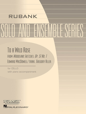 Product Cover for To a Wild Rose, Op. 51, No. 1
