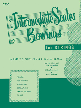 Product Cover for Intermediate Scales And Bowings - Cello