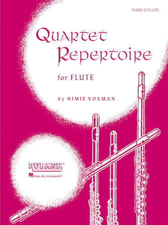 Product Cover for Quartet Repertoire for Flute