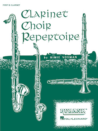 Product Cover for Clarinet Choir Repertoire