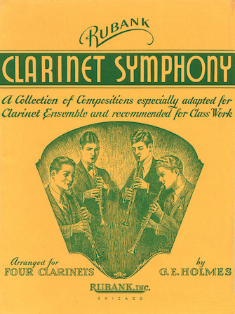 Product Cover for Clarinet Symphony