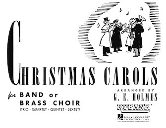 Product Cover for Christmas Carols for Band or Brass Choir