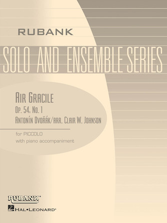Product Cover for Air Gracile Op. 54, No. 1