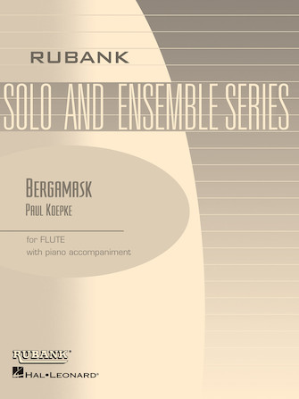 Product Cover for Bergamask