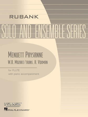 Product Cover for Menuett Paysanne