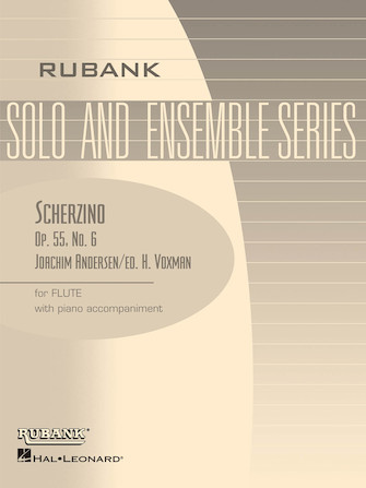 Product Cover for Scherzino (from Eight Performance Pieces, Op. 55)