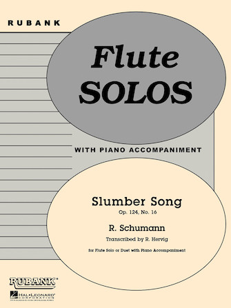 Product Cover for Slumber Song (Schlummerlied)
