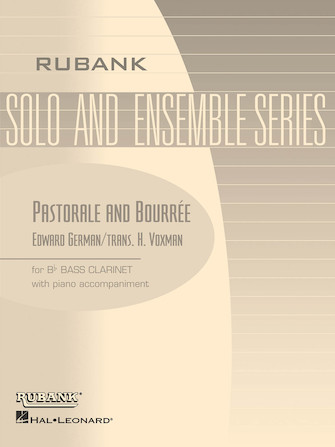 Product Cover for Pastorale and Bourrée