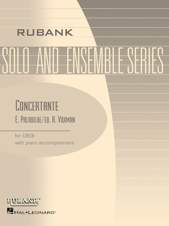 Product Cover for Concertante