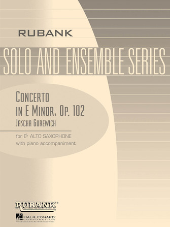 Product Cover for Concerto in E Minor, Op. 102