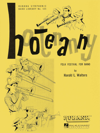 Product Cover for Hootenanny (Folk Festival for Band)