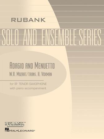 Product Cover for Adagio and Menuetto