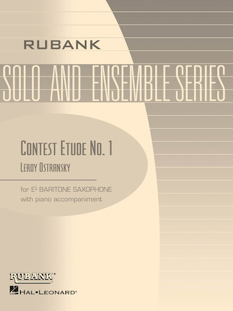 Product Cover for Contest Etude No. 1