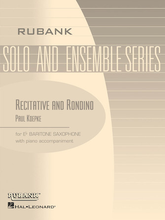 Product Cover for Recitative and Rondino