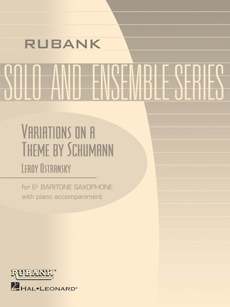 Product Cover for Variations on a Theme by Schumann
