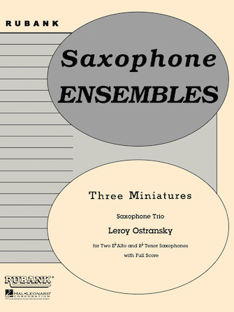 Product Cover for Three Miniatures
