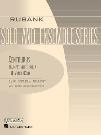 Product Cover for Centaurus (Trumpet Stars No. 7)