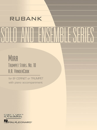 Product Cover for Mira (Trumpet Stars No. 10)