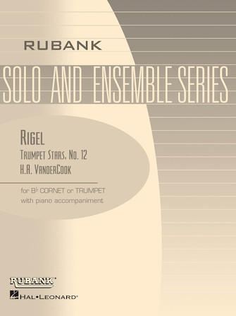 Product Cover for Rigel (Trumpet Stars No. 12)