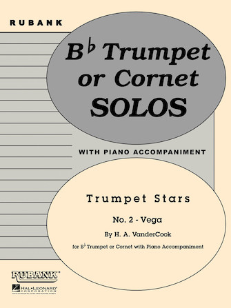 Product Cover for Vega (Trumpet Stars No. 2)