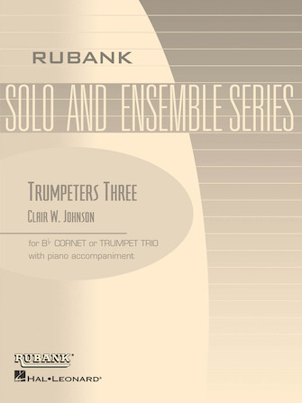 Product Cover for Trumpeters Three