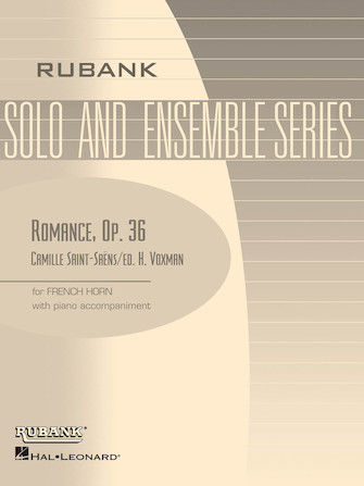 Product Cover for Romance, Op. 36